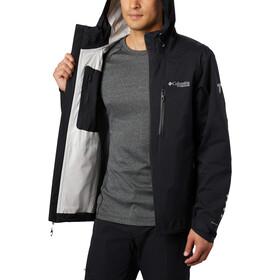 Columbia Titan Pass 2.5L Shell Jacket Men black
